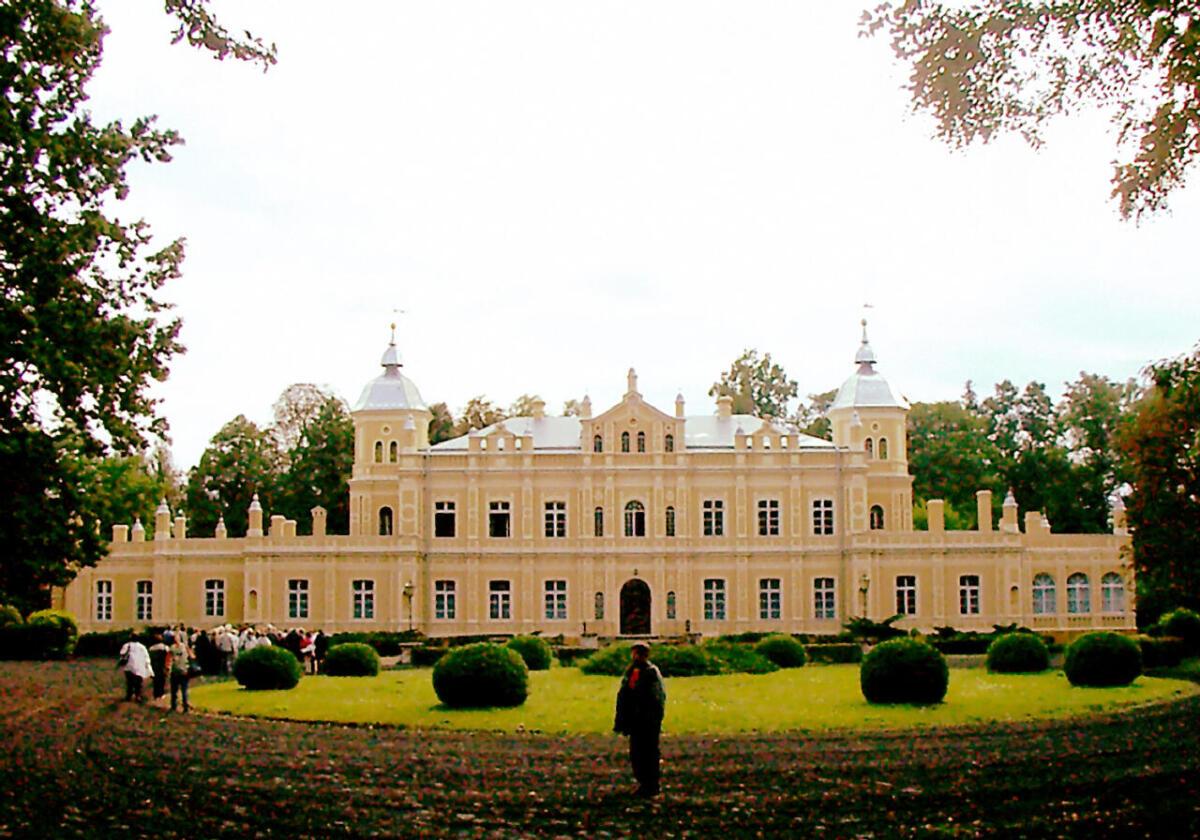 Atrakcje Pakosławia i okolic. Co warto zobaczyć? - Golejewko