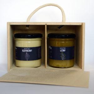 miód leśny miód rzepakowy pasieka smakulskich sklep