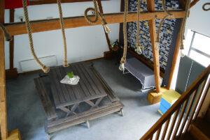 Nocleg w klimatycznym pensjonacie przy pracowni pszczelarskiej - zdjęcie wewnątrz