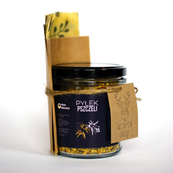 Produkt: pyłek pszczeli, woskowijka - sklep pasiekasmakulskich.pl